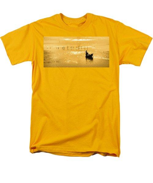 Men's T-Shirt  (Regular Fit) featuring the photograph Life Is But A Dream by John Hansen