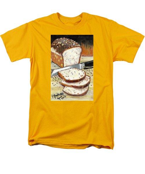 Loaf Of Bread Men's T-Shirt  (Regular Fit) by Francine Heykoop