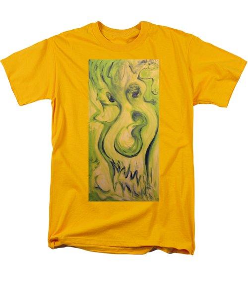 Many Faces Men's T-Shirt  (Regular Fit) by Mark Minier