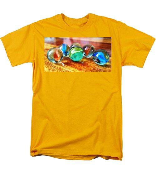 Marble Ducks Men's T-Shirt  (Regular Fit)