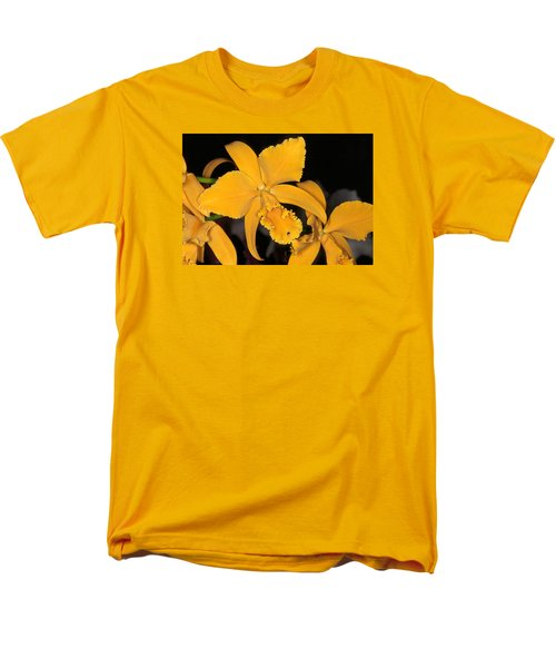 Orchid 5 Men's T-Shirt  (Regular Fit) by Andy Shomock
