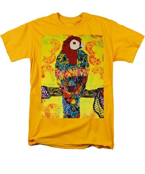 Parrot Oshun Men's T-Shirt  (Regular Fit) by Apanaki Temitayo M