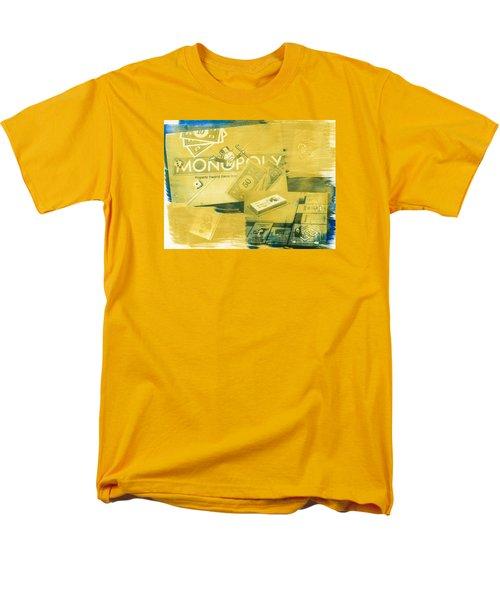 Pass Go Men's T-Shirt  (Regular Fit) by Caitlyn  Grasso