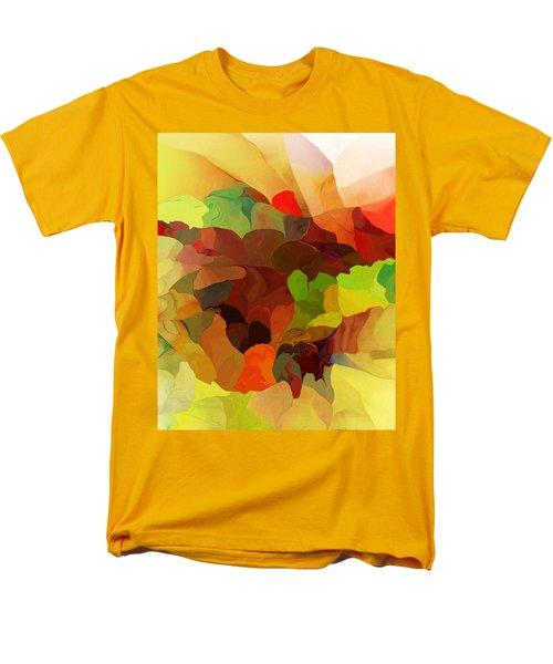 Popago Men's T-Shirt  (Regular Fit) by David Lane