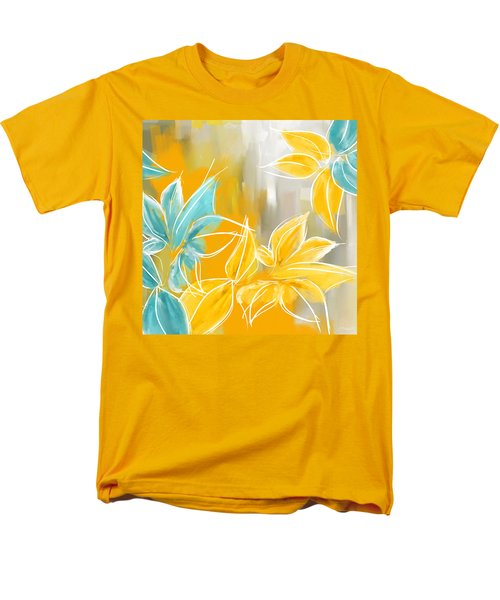 Pure Radiance Men's T-Shirt  (Regular Fit) by Lourry Legarde