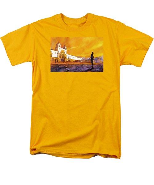 Quito Sunrise Men's T-Shirt  (Regular Fit)