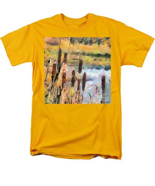 Reedmace Men's T-Shirt  (Regular Fit)