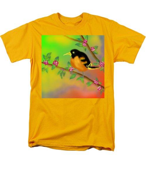 Men's T-Shirt  (Regular Fit) featuring the digital art Save My Beautiful World by Latha Gokuldas Panicker