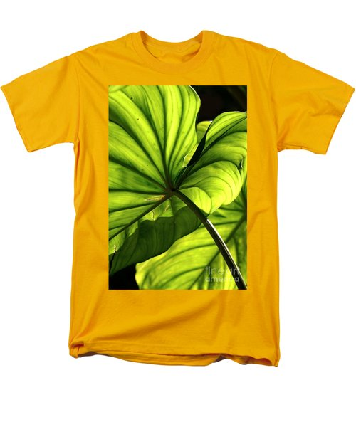 Shapes Of Hawaii 12 Men's T-Shirt  (Regular Fit) by Ellen Cotton