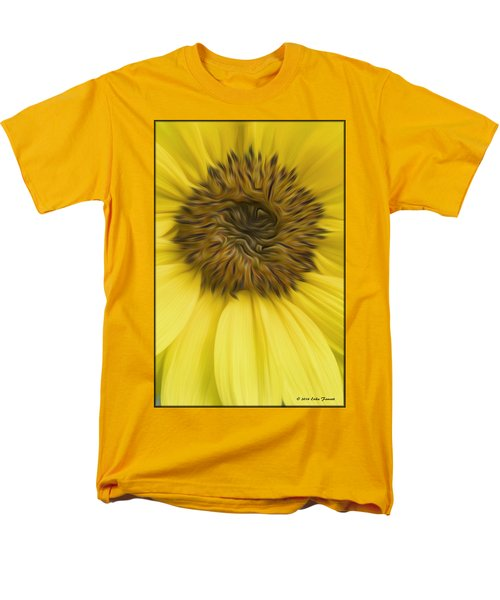 Sunflower Men's T-Shirt  (Regular Fit)