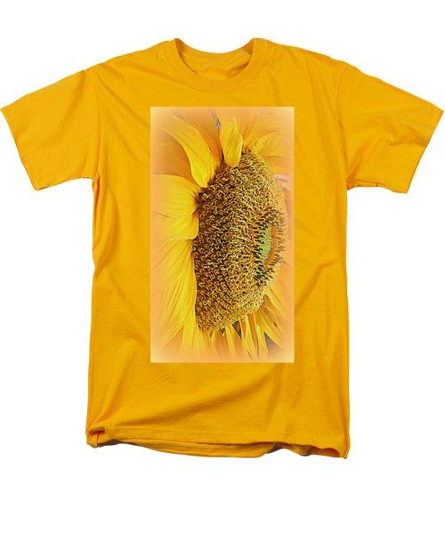 Sunflower Men's T-Shirt  (Regular Fit) by Kay Novy