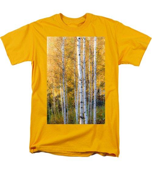 Thin Birches Men's T-Shirt  (Regular Fit)