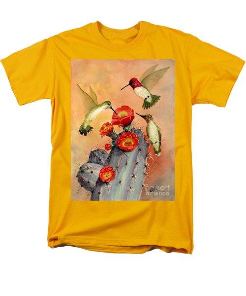 Three For Breakfast Men's T-Shirt  (Regular Fit) by Marilyn Smith