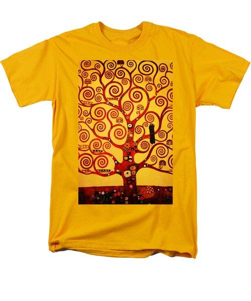 Tree Life Men's T-Shirt  (Regular Fit) by Celestial Images