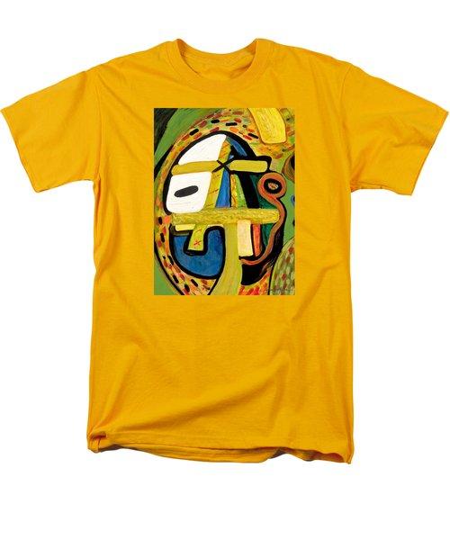 Tribal Mood Men's T-Shirt  (Regular Fit) by Stephen Lucas