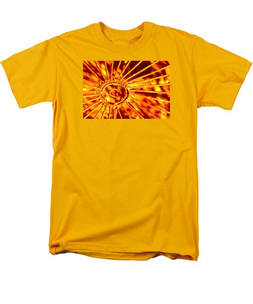 Twisted Trust Men's T-Shirt  (Regular Fit) by Cathy Dee Janes