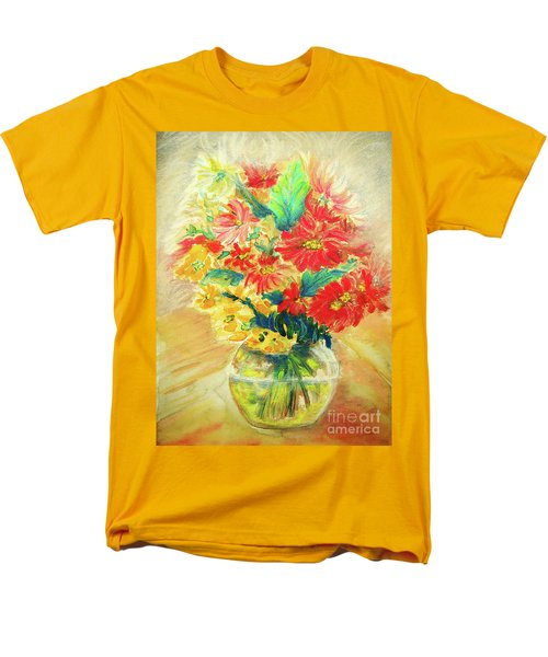 Vase Men's T-Shirt  (Regular Fit) by Jasna Dragun