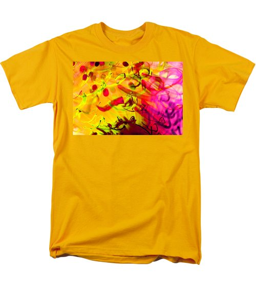 Men's T-Shirt  (Regular Fit) featuring the photograph YYZ by Dazzle Zazz