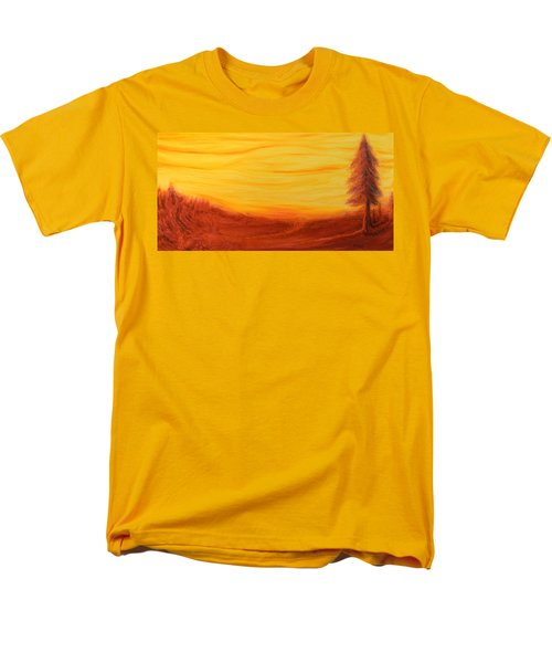 Amoreena's Tree Men's T-Shirt  (Regular Fit) by Mark Minier