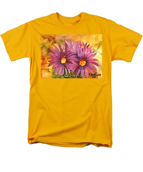 Arizona Pincushion  Men's T-Shirt  (Regular Fit) by Eric Samuelson