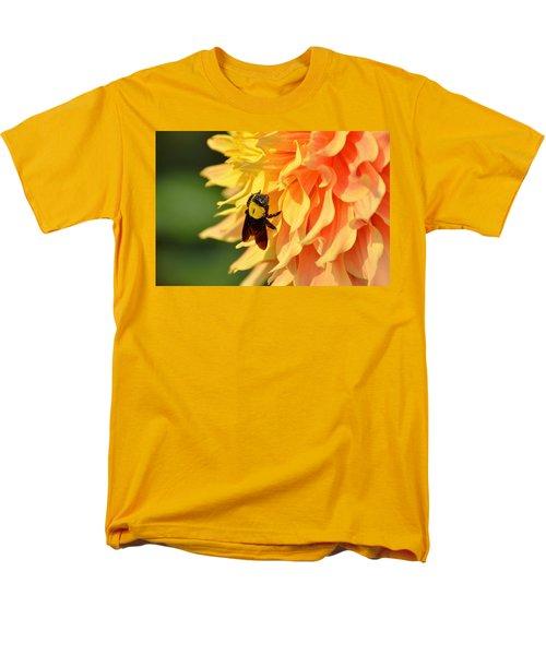 Bumblebee Men's T-Shirt  (Regular Fit) by Fotosas Photography