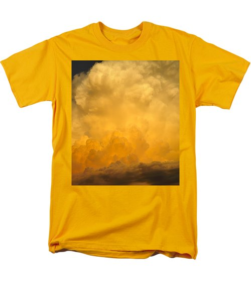 Fire In The Sky Fsp Men's T-Shirt  (Regular Fit) by Jim Brage