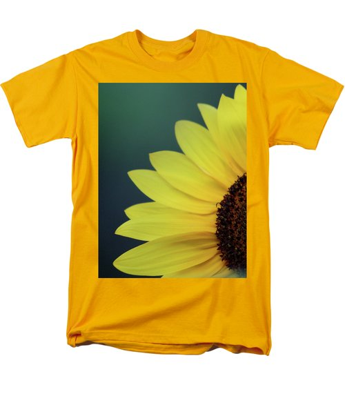Men's T-Shirt  (Regular Fit) featuring the photograph Pedals Of Sunshine by Cathie Douglas