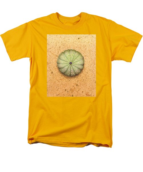 Sea Urchin Men's T-Shirt  (Regular Fit) by Katherine Young-Beck