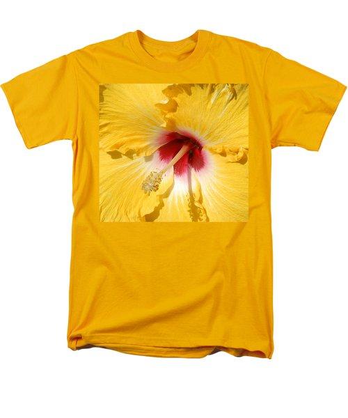 Yellow Fellow Men's T-Shirt  (Regular Fit) by Cindy Manero
