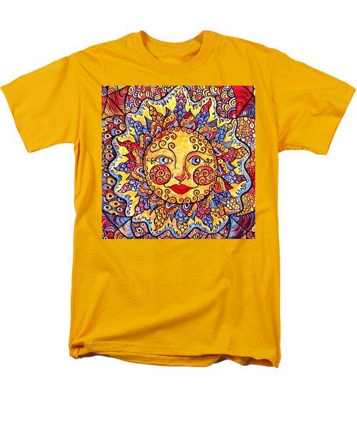 Fiesta Sun Men's T-Shirt  (Regular Fit) by Megan Walsh