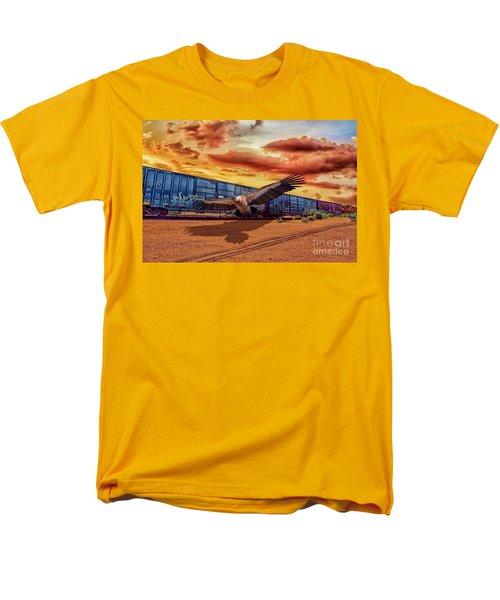 Forsaken Men's T-Shirt  (Regular Fit) by Billie-Jo Miller