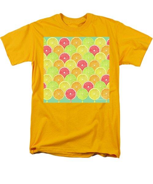 Fresh Fruit  Men's T-Shirt  (Regular Fit) by Mark Ashkenazi