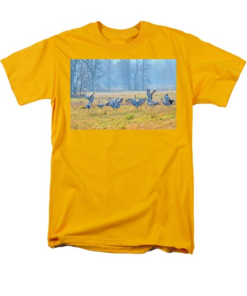 Men's T-Shirt  (Regular Fit) featuring the photograph Saturday Night by Tony Beck