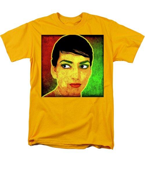 Maria Callas Men's T-Shirt  (Regular Fit)