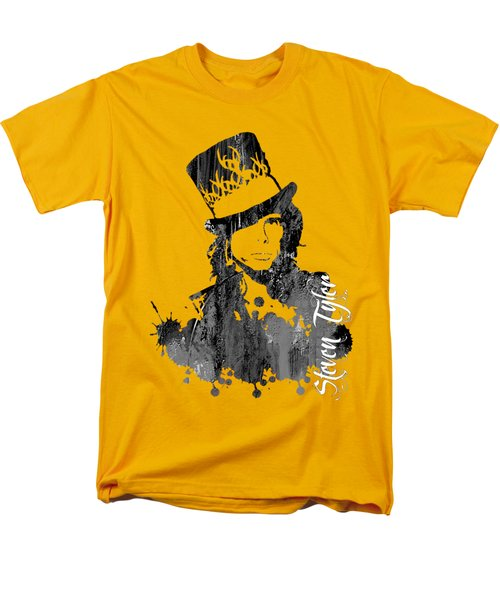 Steven Tyler Collection Men's T-Shirt  (Regular Fit) by Marvin Blaine