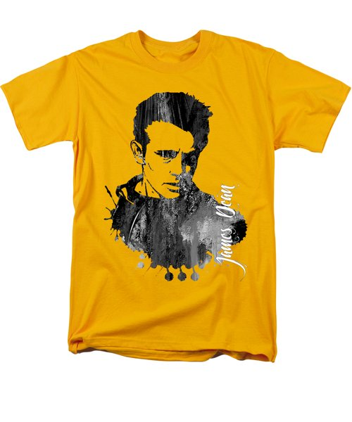 James Dean Collection Men's T-Shirt  (Regular Fit) by Marvin Blaine