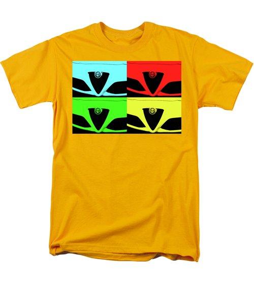 4 C Pop Men's T-Shirt  (Regular Fit) by John Schneider