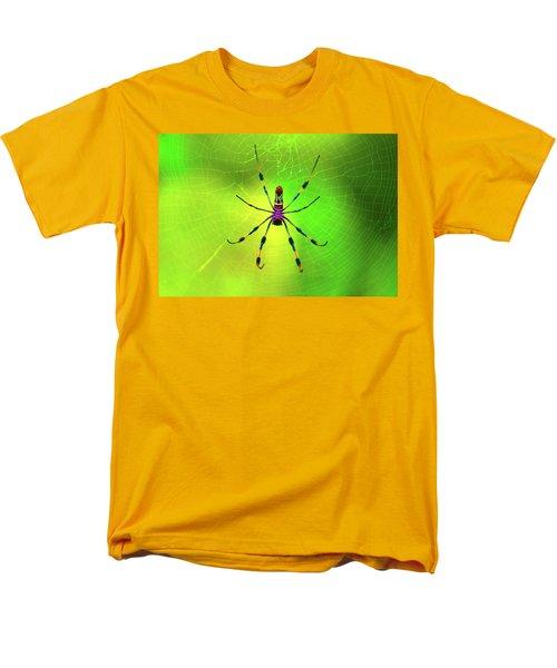 Men's T-Shirt  (Regular Fit) featuring the digital art 42- Come Closer by Joseph Keane