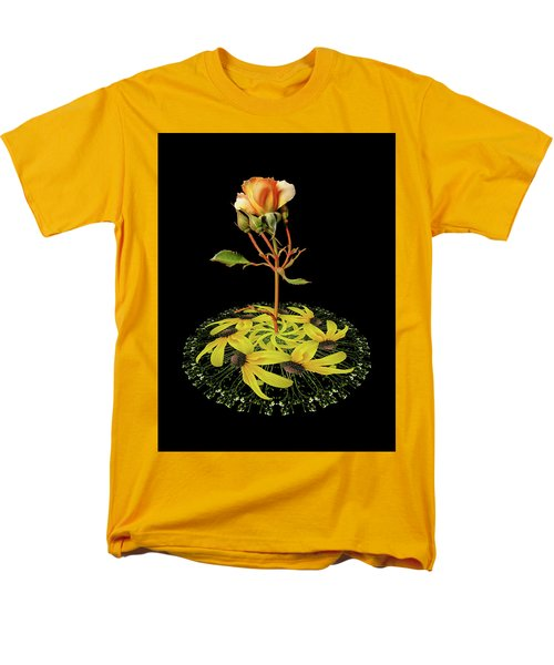 Men's T-Shirt  (Regular Fit) featuring the photograph 4407 by Peter Holme III