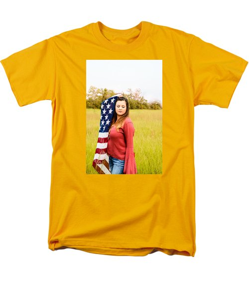 Men's T-Shirt  (Regular Fit) featuring the photograph 5626 by Teresa Blanton