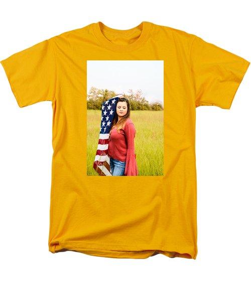 5626 Men's T-Shirt  (Regular Fit) by Teresa Blanton