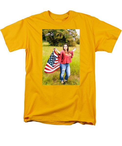 Men's T-Shirt  (Regular Fit) featuring the photograph 5649 by Teresa Blanton