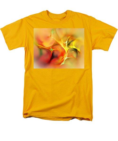 Abstract 061410a Men's T-Shirt  (Regular Fit)