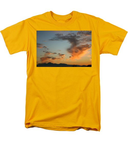 Men's T-Shirt  (Regular Fit) featuring the photograph Air Ball Cough by Marie Neder