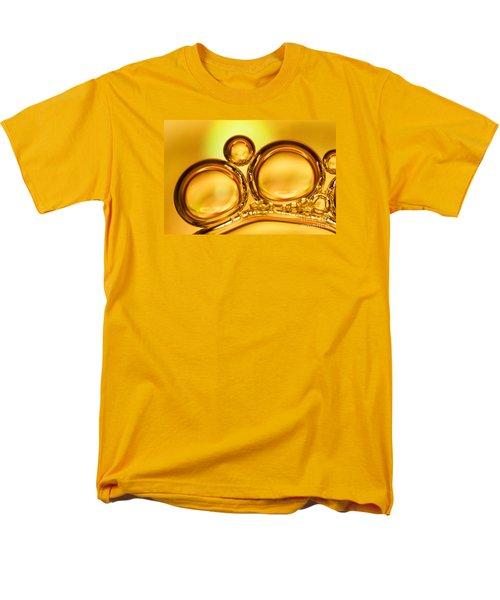 Air Bubbles Men's T-Shirt  (Regular Fit) by Odon Czintos