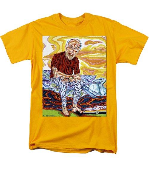 Alfred's Last Days Men's T-Shirt  (Regular Fit) by Robert SORENSEN