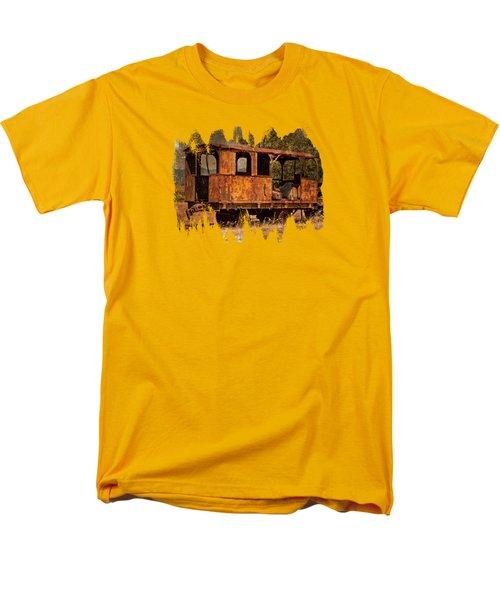All Aboard Men's T-Shirt  (Regular Fit) by Thom Zehrfeld