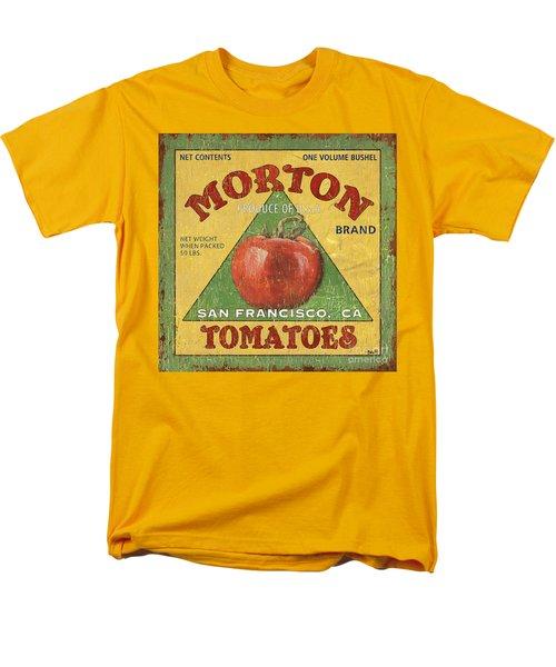 American Veggies 2 Men's T-Shirt  (Regular Fit) by Debbie DeWitt