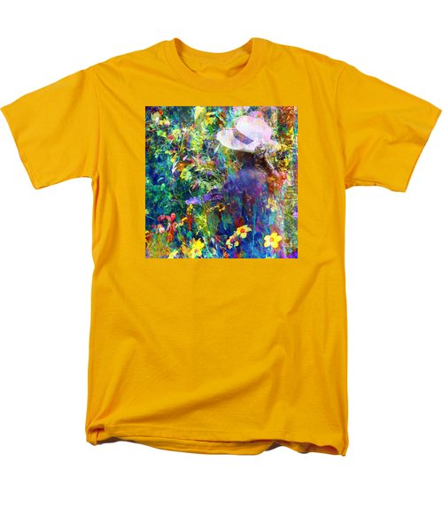 Aromatherapy Men's T-Shirt  (Regular Fit) by LemonArt Photography
