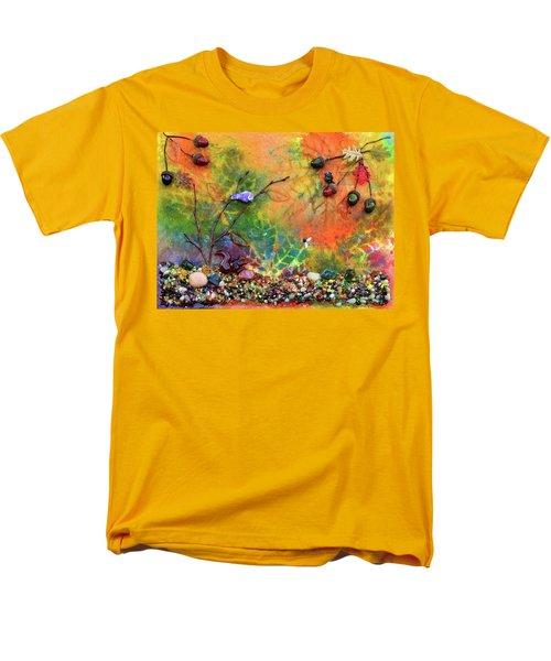 Autumnal Enchantment Men's T-Shirt  (Regular Fit) by Donna Blackhall